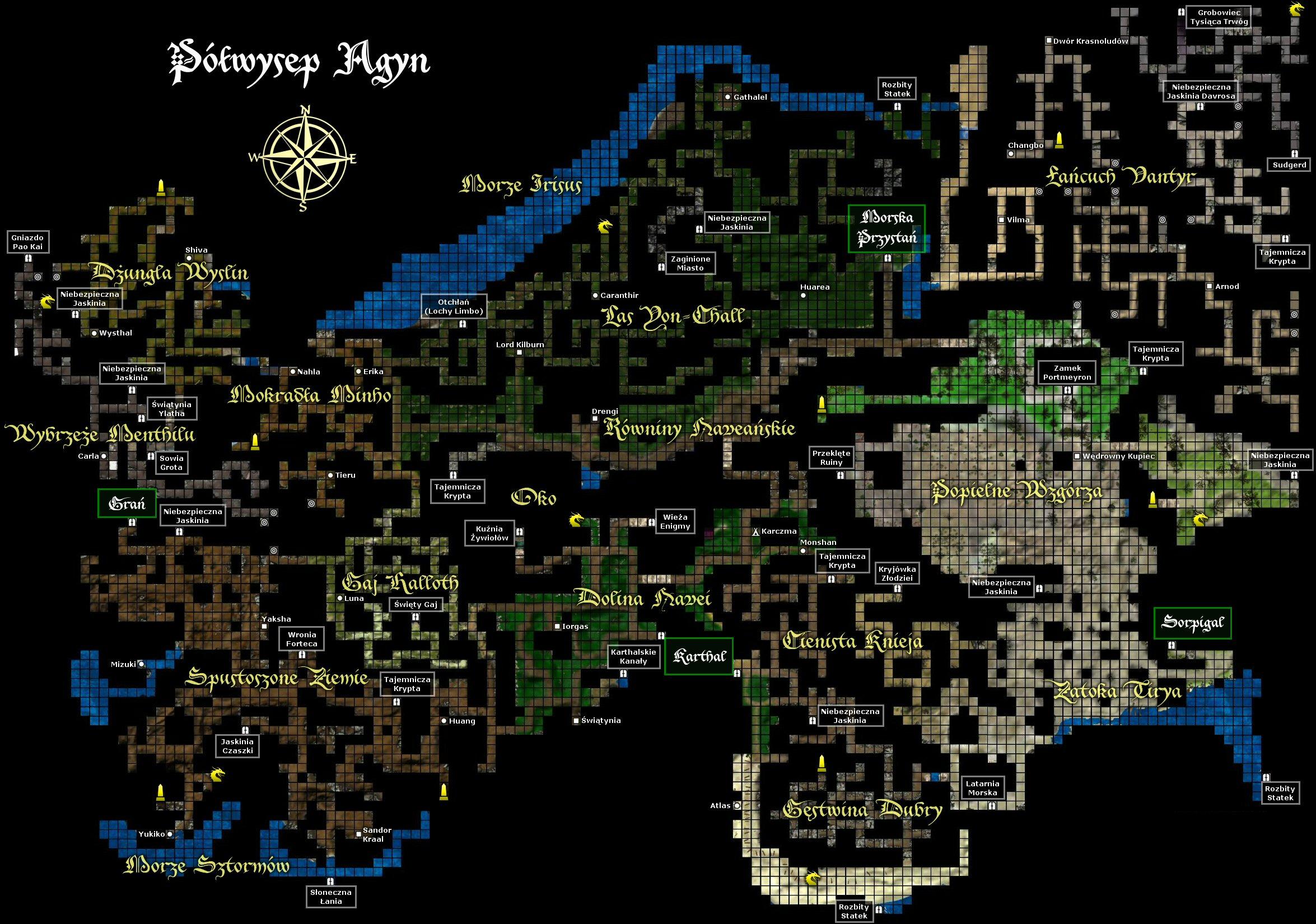 Might And Magic X World Map.Mapy Might Magic X Legacy Komnaty Kwasowej Groty